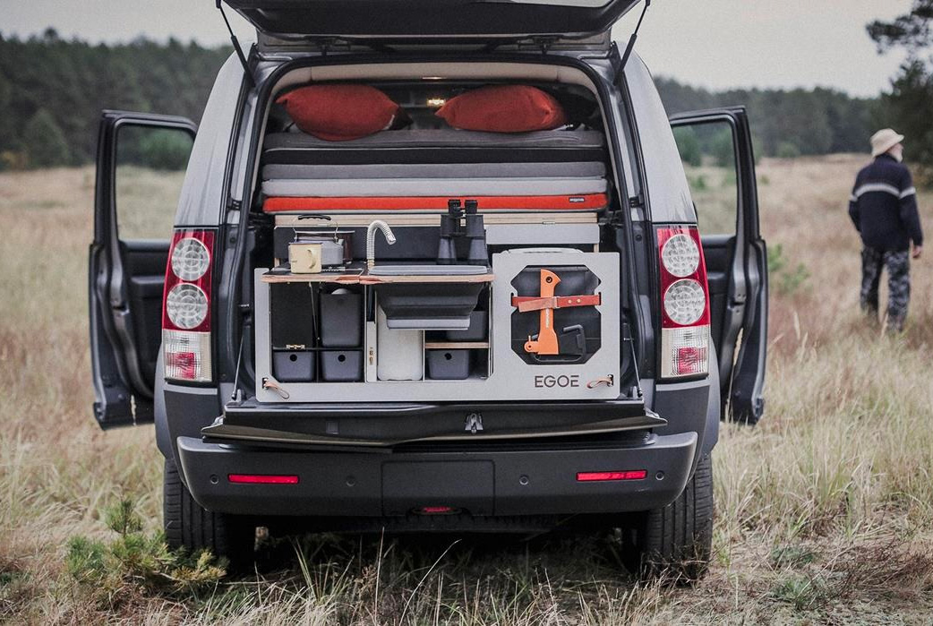 Nestbox Turns Your Daily Driver into an Adventure-Mobile at werd.com
