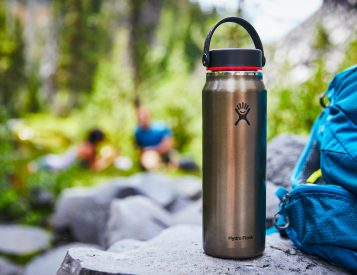 Hydro Flask Takes Hot & Cold Farther with Lightweight Trail Series