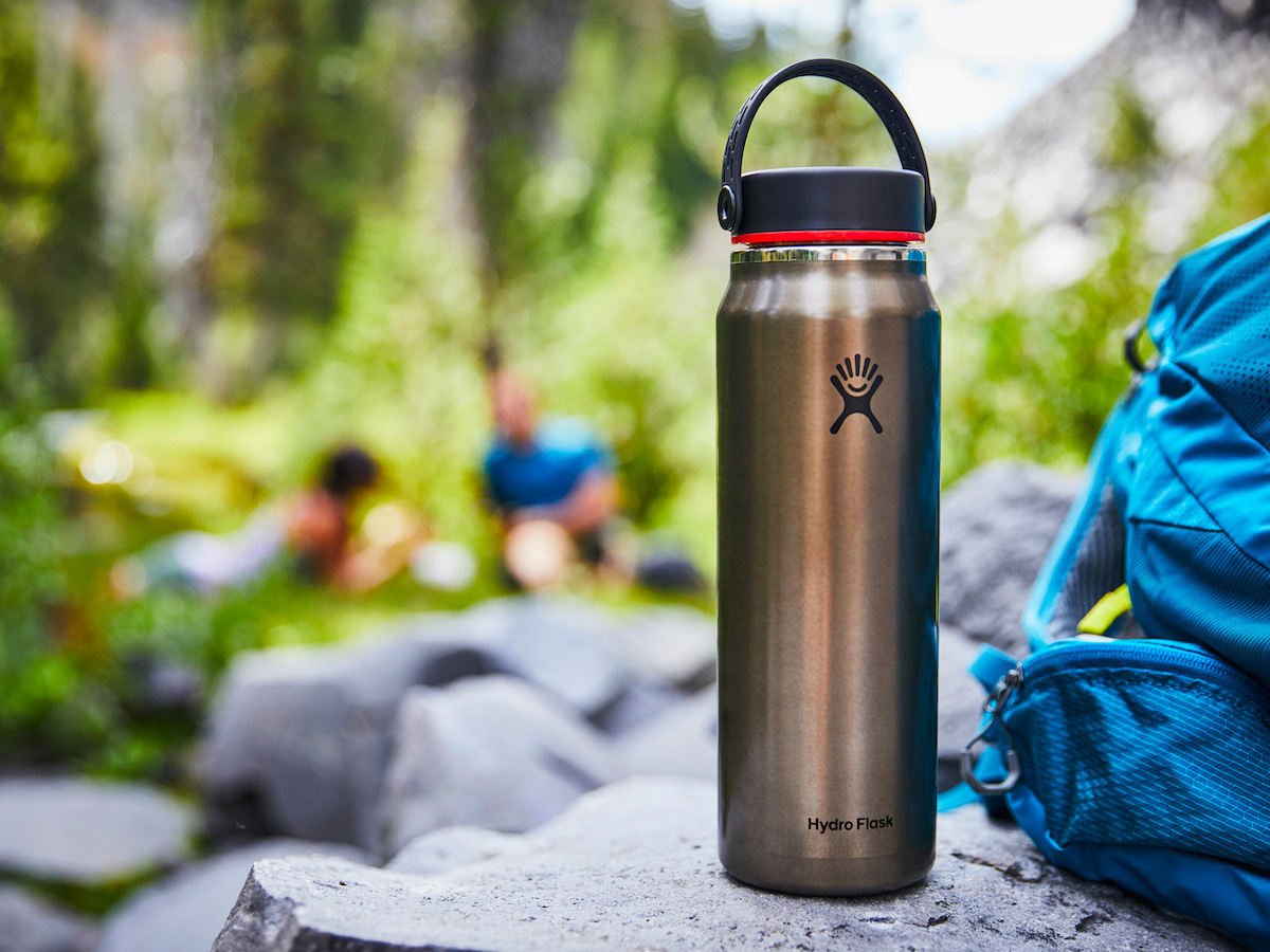 Hydro Flask Takes Hot & Cold Farther with Lightweight Trail Series at werd.com