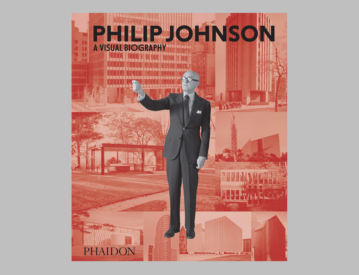 Philip Johnson: A Visual Biography at werd.com