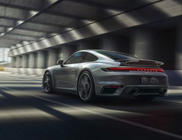 Porsche Rolls Out Faster 2021 911 S