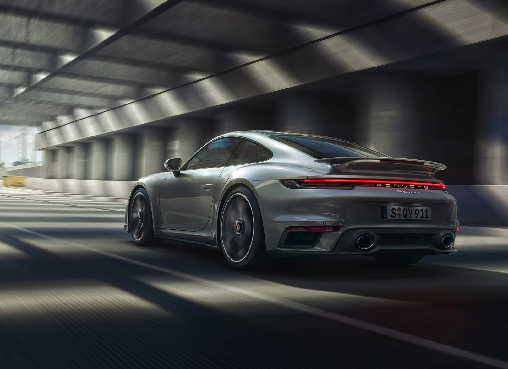 Porsche Rolls Out Faster 2021 911 S at werd.com