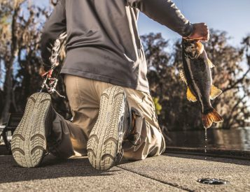 BF Goodrich & Bass Pro Shops Team Up On Fishing-Focused Footwear