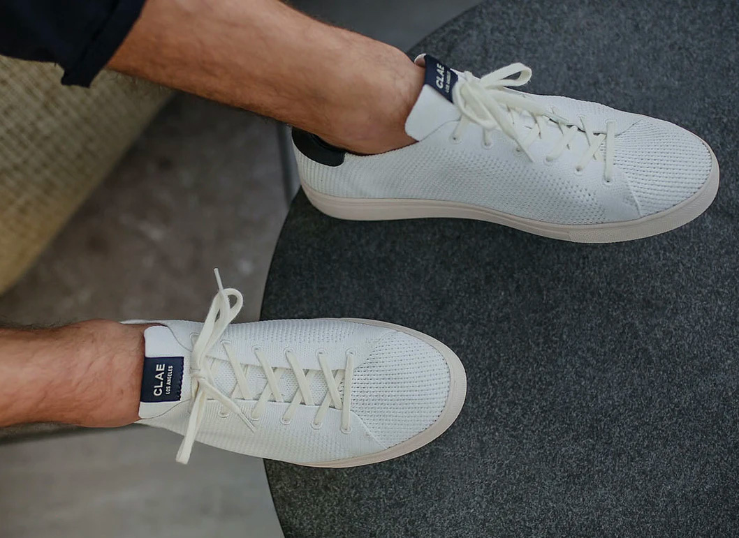 Clae Footwear Cleans Up Marine Plastics with Recycled Collection at werd.com