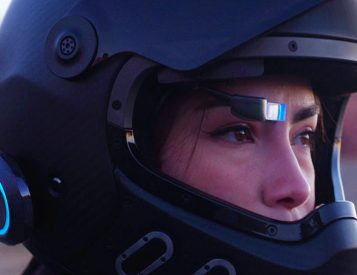EyeRide HUD Makes Your Helmet Smarter