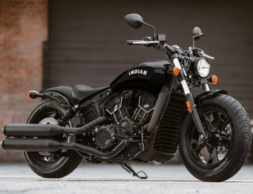 Indian Rolls Out Low, Lean 2020 Scout Bobber Sixty
