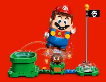 LEGO & Mario Bros. Team Up for Tech Collab