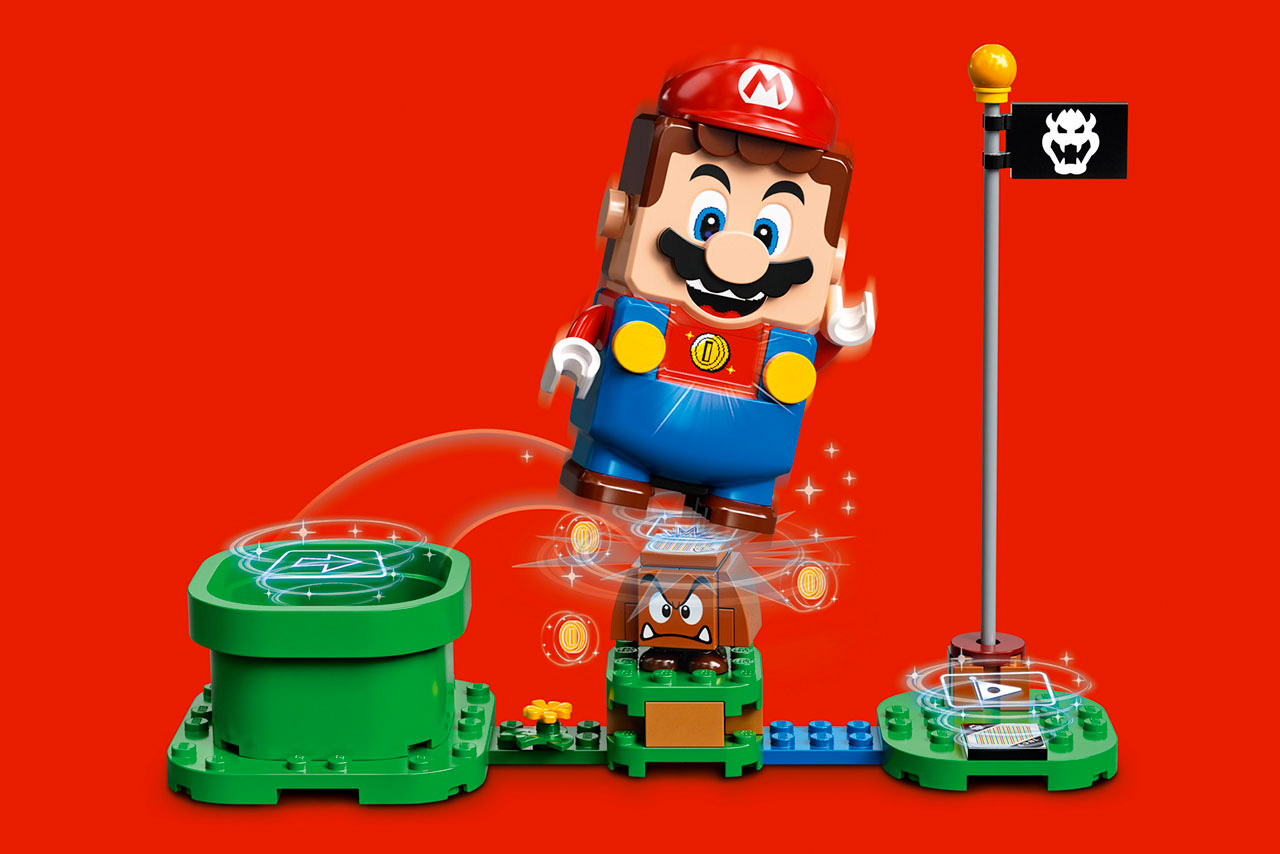 LEGO & Mario Bros. Team Up for Tech Collab at werd.com