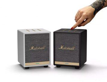 Marshall Put Alexa & AirPlay2 in the Uxbridge Voice Speaker
