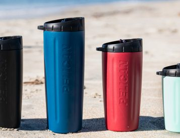 Hot or Cold, Pelican Tumblers Keep You Quenched