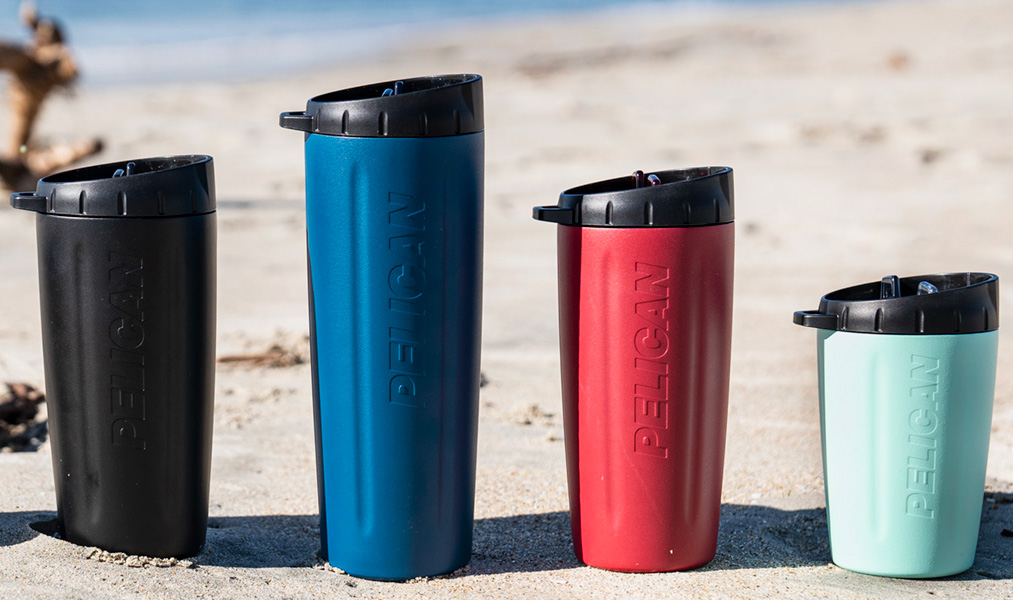 Hot or Cold, Pelican Tumblers Keep You Quenched at werd.com