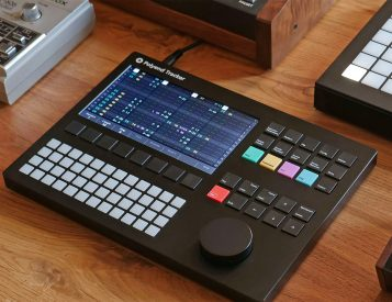 The Polyend Tracker is a Powerful Electronic Music Maker