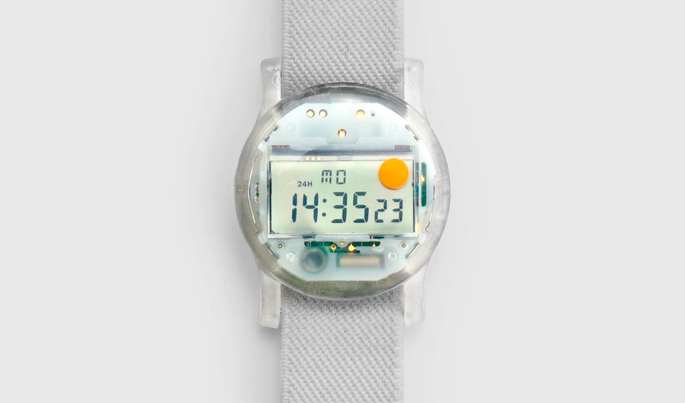 The Solid State Watch Does Exactly What You Want It To at werd.com