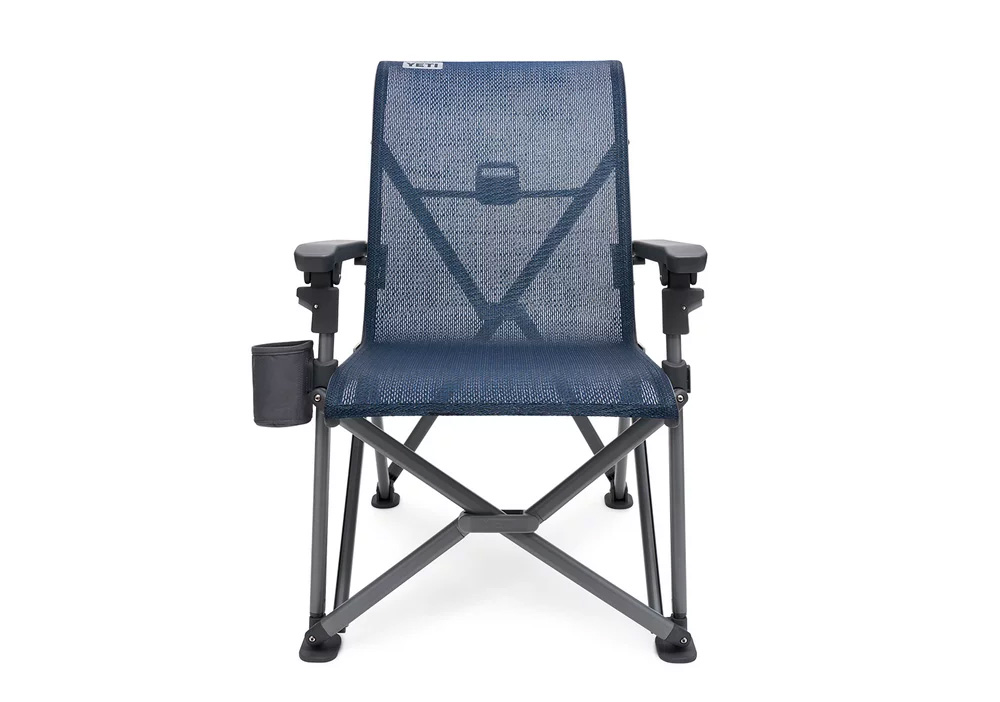 Yeti's Trailhead Camp Chair is Your Throne Away From Home at werd.com