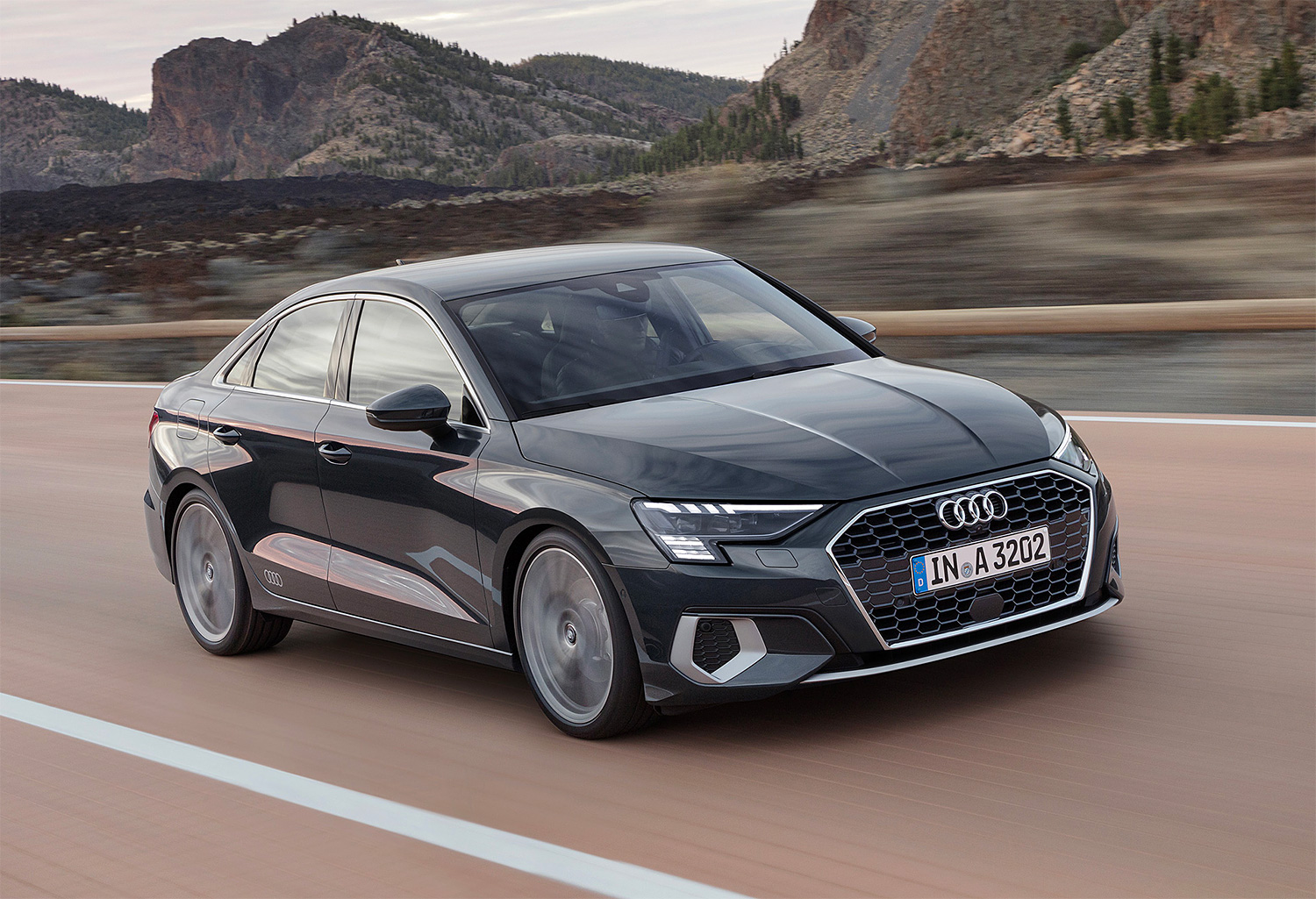 The 2021 Audi A3 Looks Tougher & Cruises Cleaner at werd.com