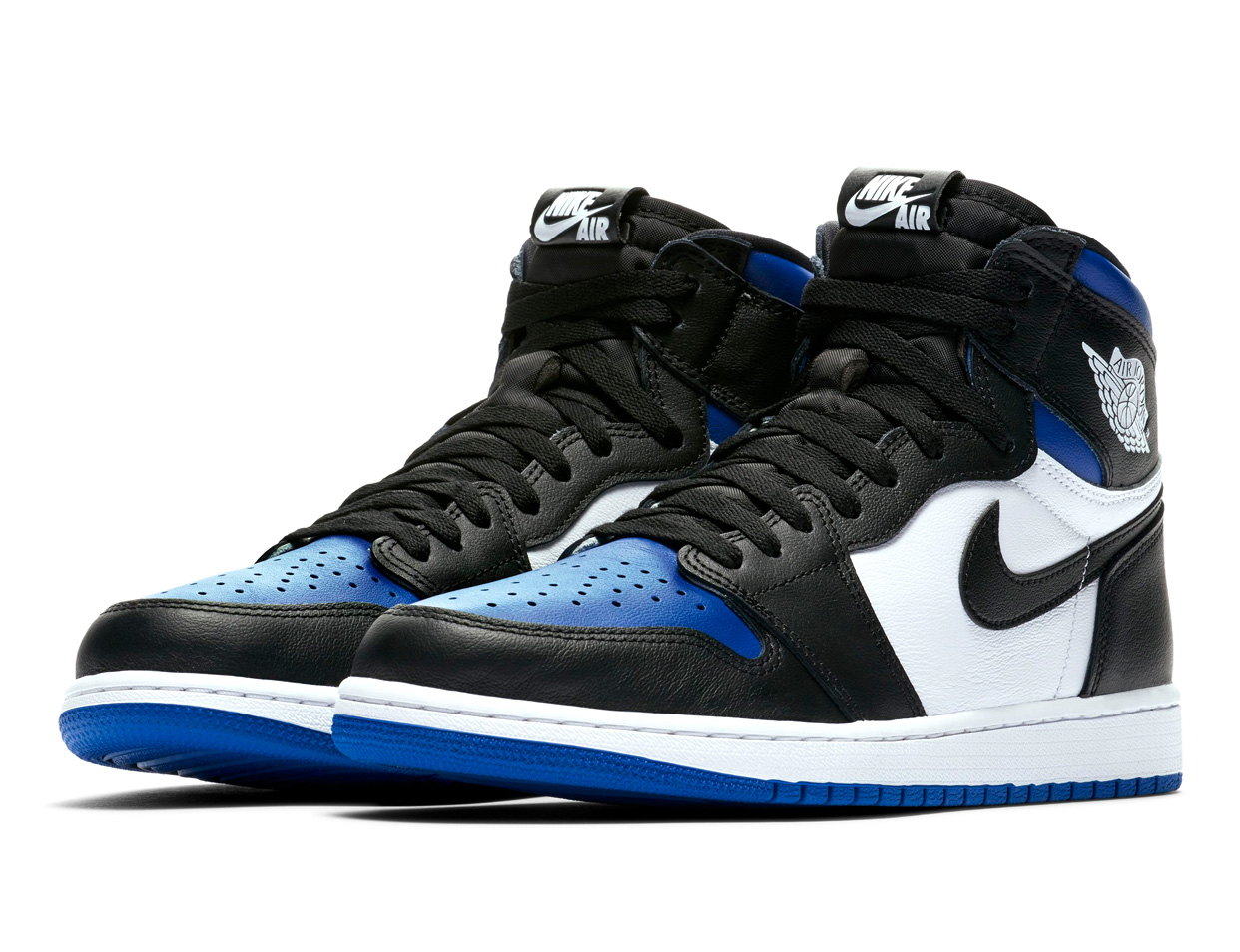 "A Classic Reborn: The Air Jordan 1 Retro High OG ""Game Royal"" at werd.com"