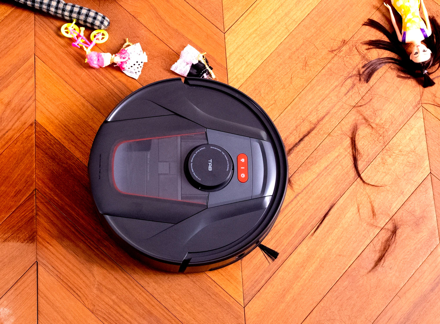 Haier Built A Better Bot For Your Floors at werd.com
