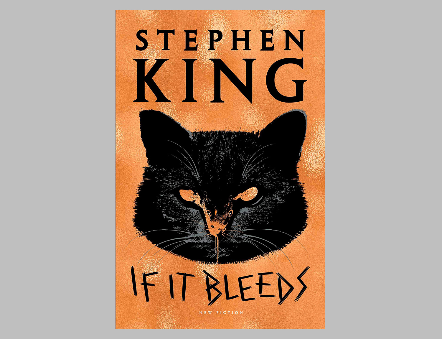 If It Bleeds: Stephen King's New Novellas at werd.com