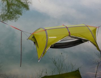 Kammok's Sunda 2.0 is the Ultimate Tent-Hammock