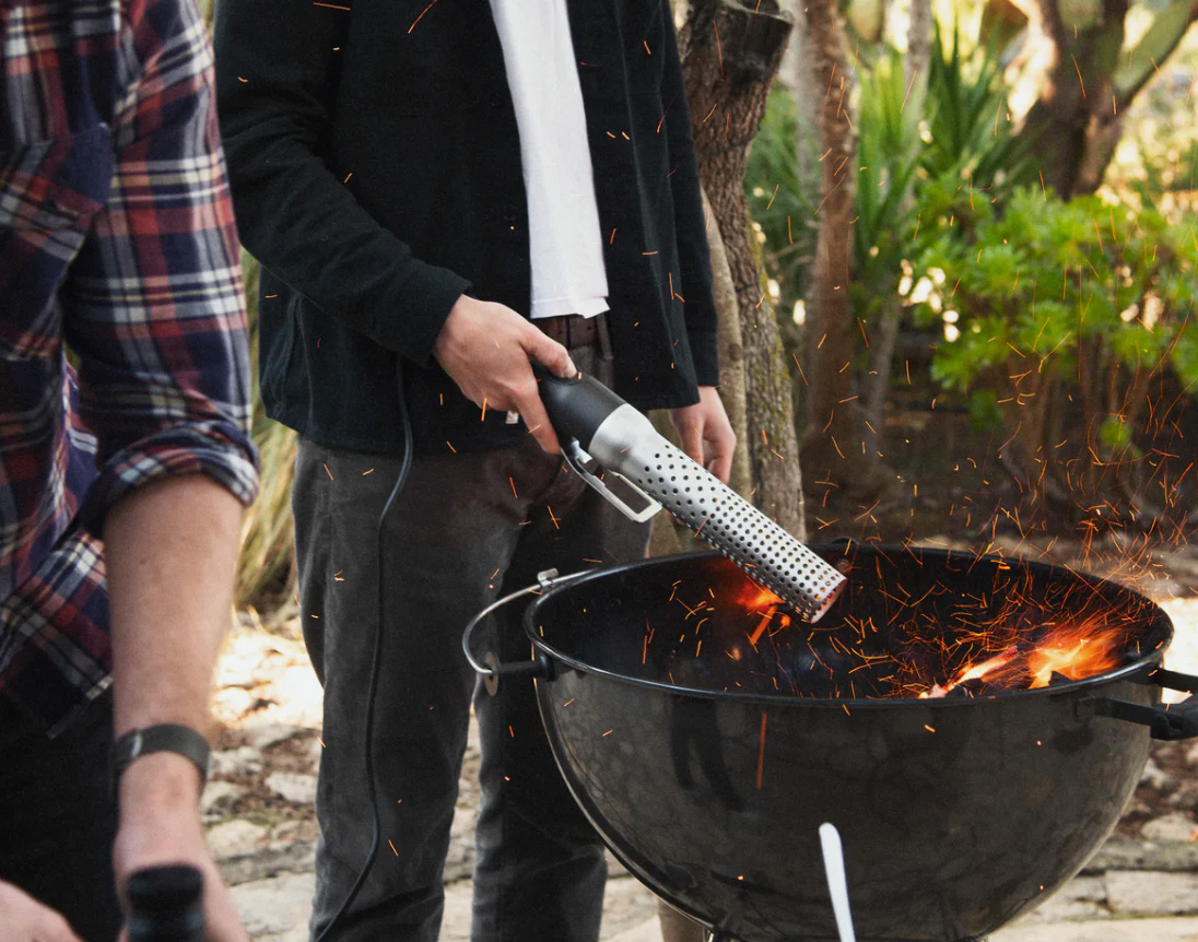 Grilling Season is Here & the Looft Lighter Gets It Lit at werd.com