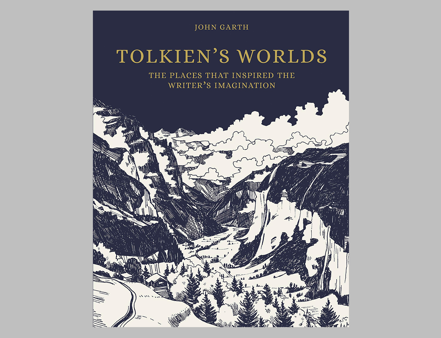 The Worlds of J. R. R. Tolkien: The Places That Inspired Middle-Earth at werd.com