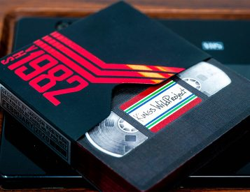 VHS 1982 Playing Cards Take You Back In Time