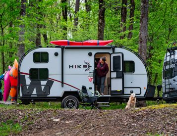Winnebago's Hike Camper is Optimized for Active Adventure