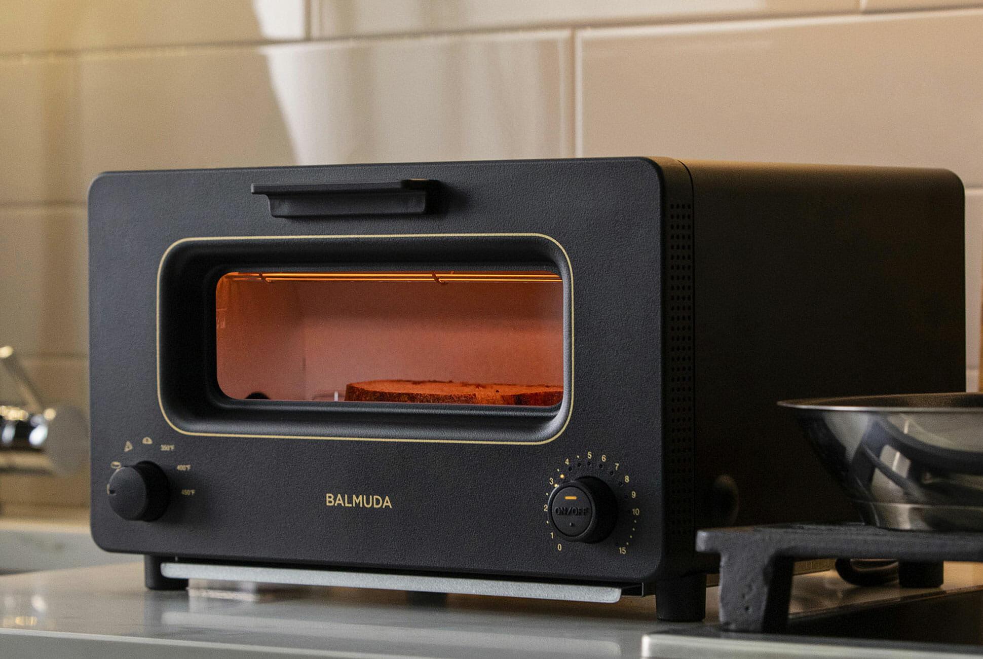 The Balmuda Toaster Elevates Your Morning Meal at werd.com