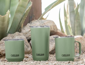Take a Cold One To Go with Camelbak's Horizon Collection