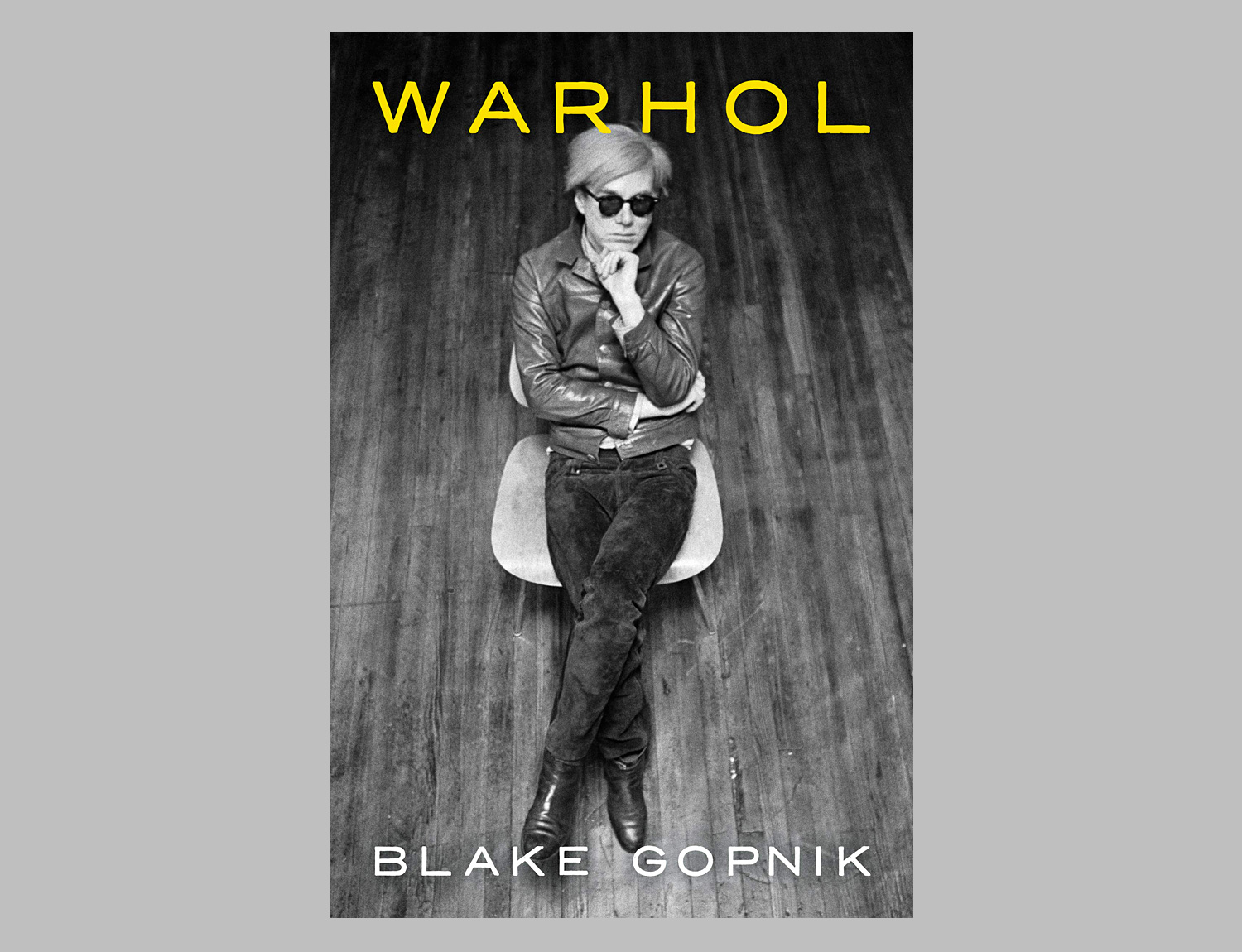 Warhol. The New Biography Goes Far Beyond Soup Cans & Marilyn Monroe at werd.com