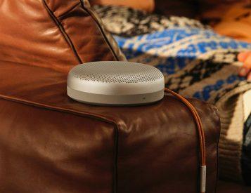 B & O's Updated BeoSound A1 Speaker Now Has Alexa