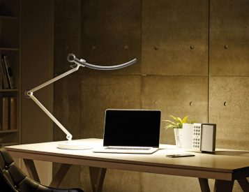 BenQ's E-Reader Desk Lamp Adjusts To All Environments
