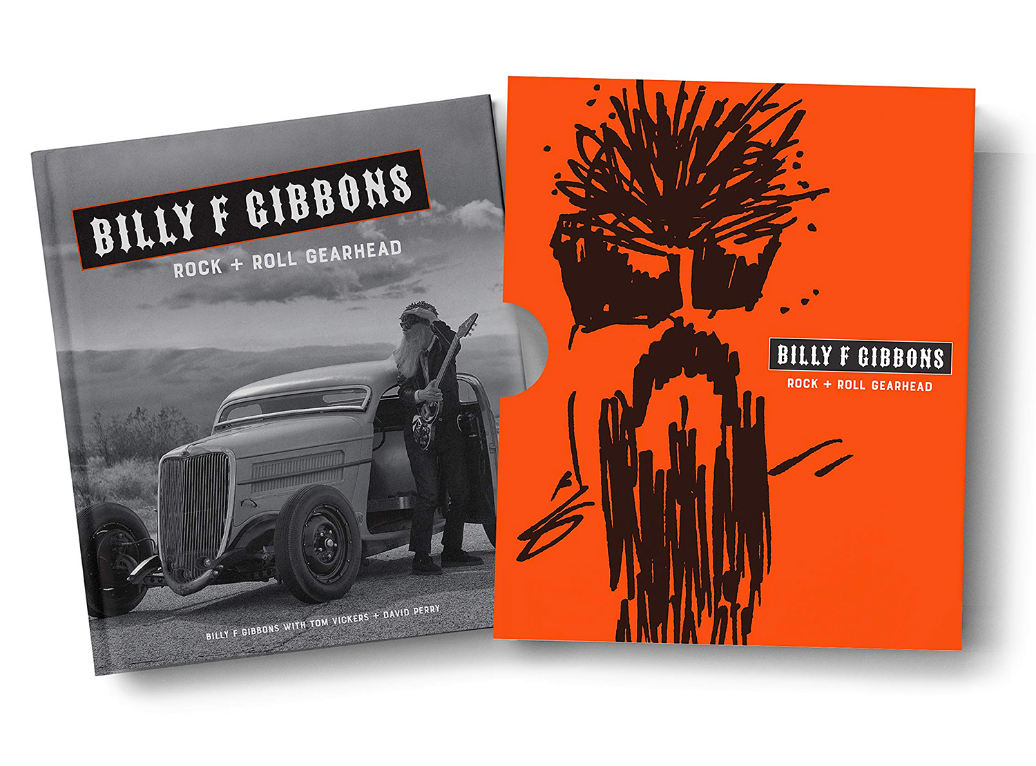 Billy F Gibbons: Rock + Roll Gearhead at werd.com