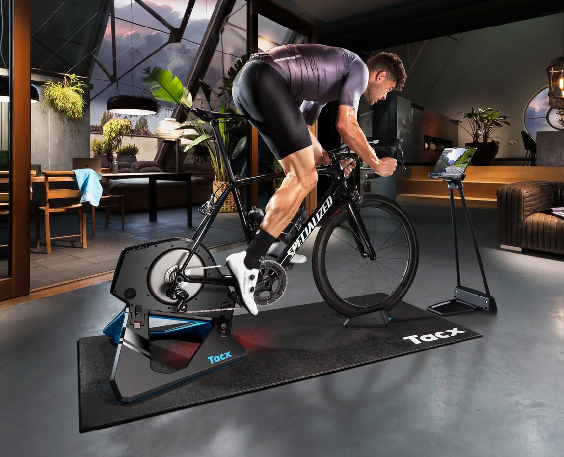 Garmin's Tacx Neo 2T Smart Trainer Feels Kinda Real at werd.com