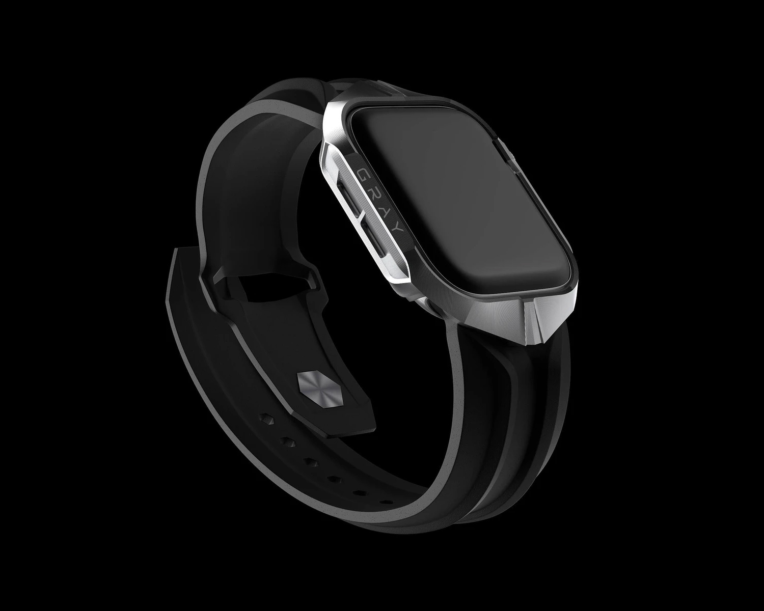 Gray's Cyber Watch Case is Armor for Your Apple
