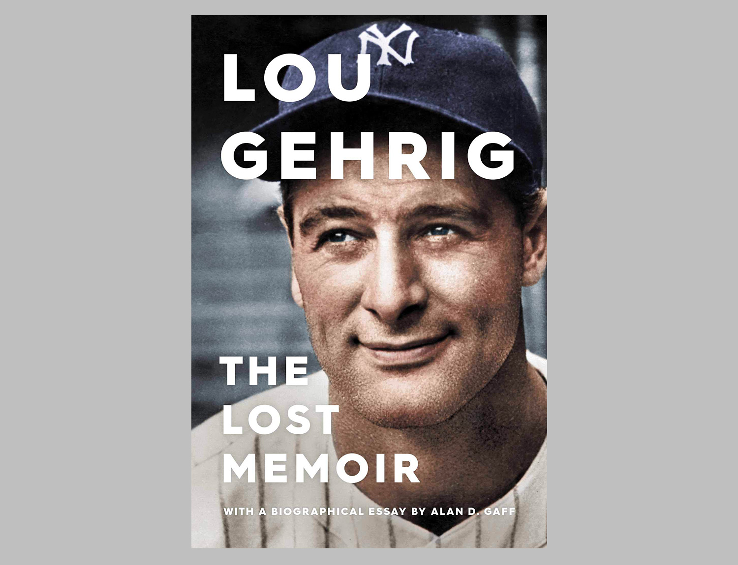Lou Gehrig: The Lost Memoir at werd.com