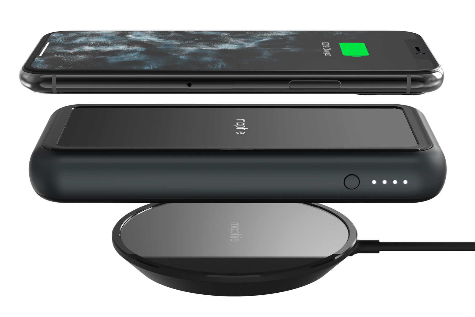 Wireless Charging is Truly Wireless with Mophie's Powerstation XL at werd.com