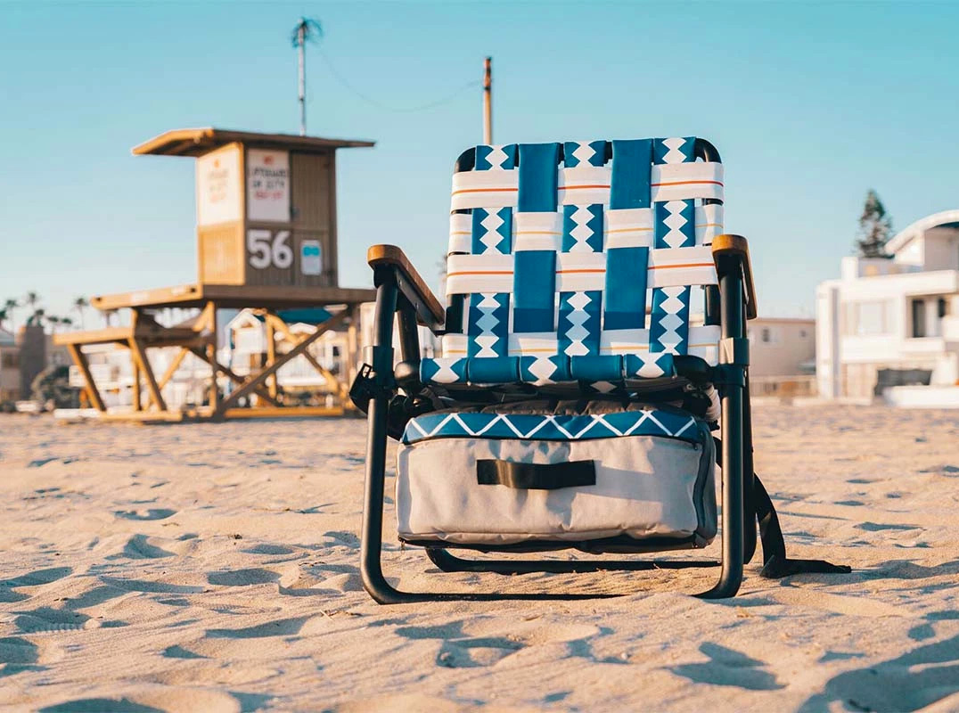 First Class Seat: Parkit's Voyager Outdoor Chair at werd.com