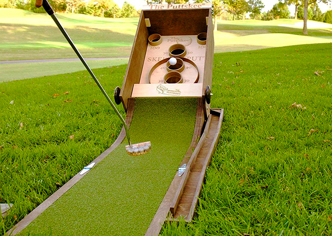 BYO Mini-Golf with the Portable Puttskee at werd.com