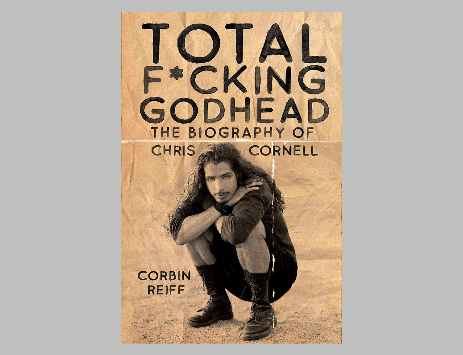 Total F*cking Godhead: The Biography of Chris Cornell at werd.com