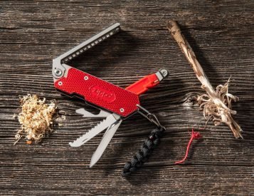This Zippo Multi-Tool is a Functional Firestarter