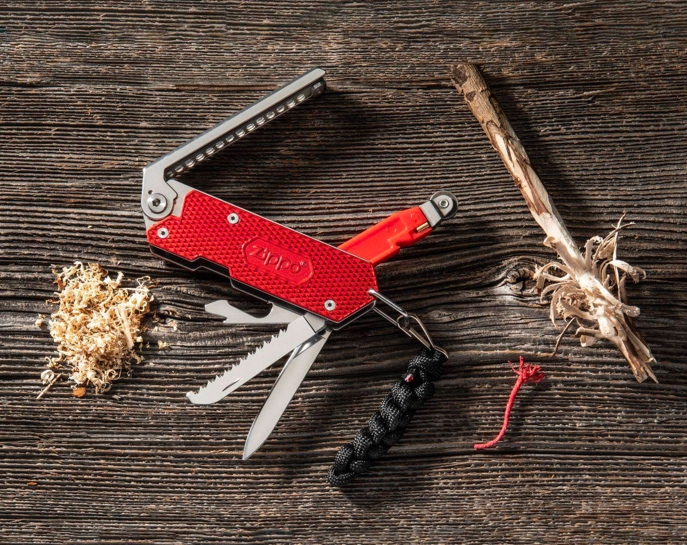 This Zippo Multi-Tool is a Functional Firestarter at werd.com