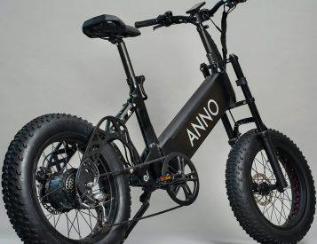 The Annobike A1 E-Bike is a Great Dane