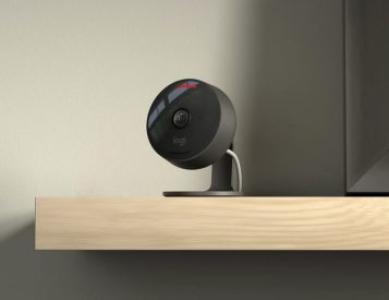 Logitech Launches Circle View Security Camera
