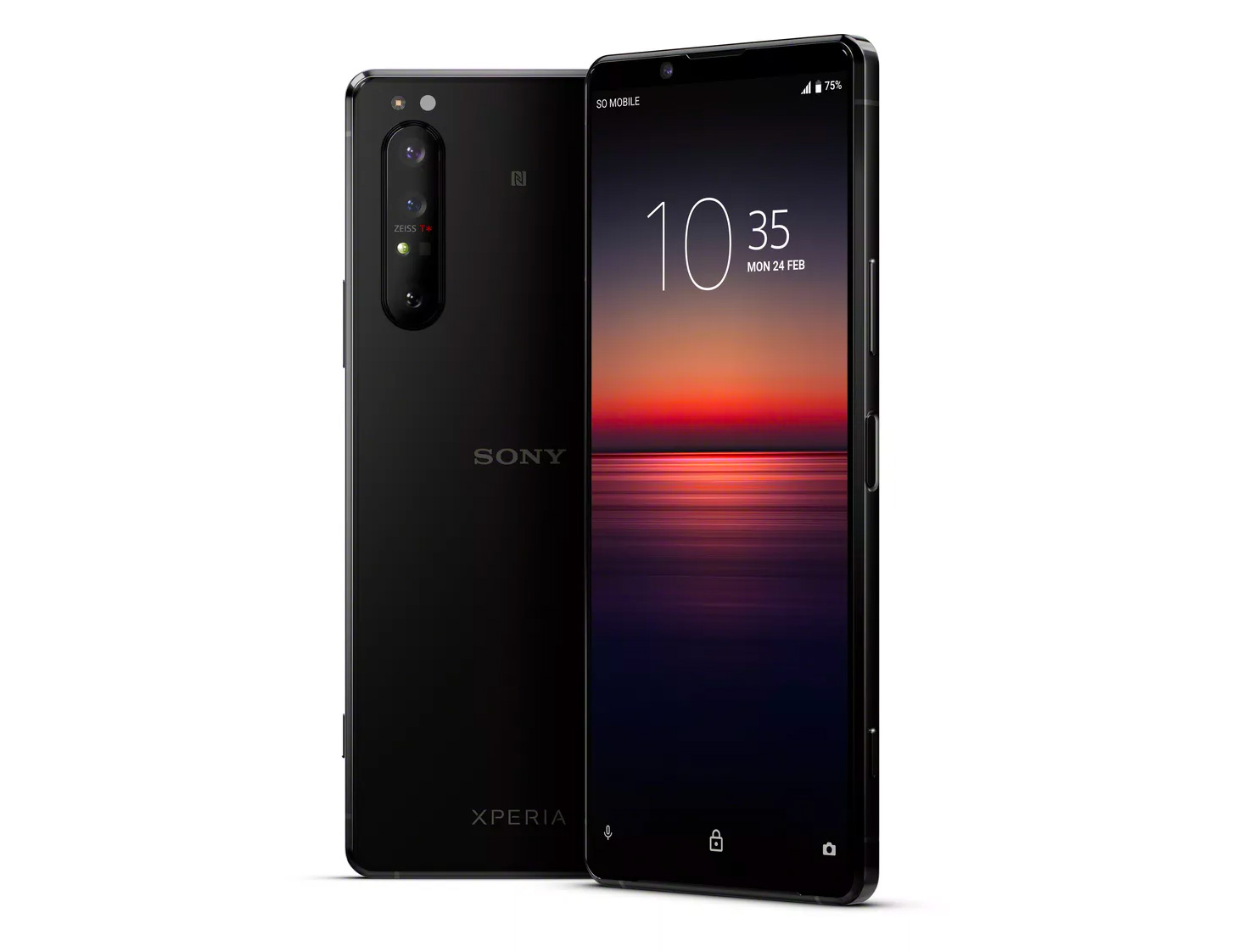 The Xperia 1 II is Sony's New Flagship Phone at werd.com