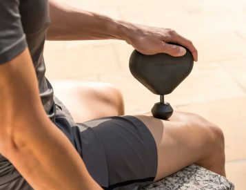 Theragun Mini is a Powerful, Portable Muscle Massager