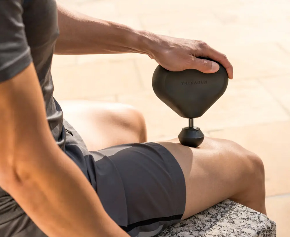 Theragun Mini is a Powerful, Portable Muscle Massager at werd.com
