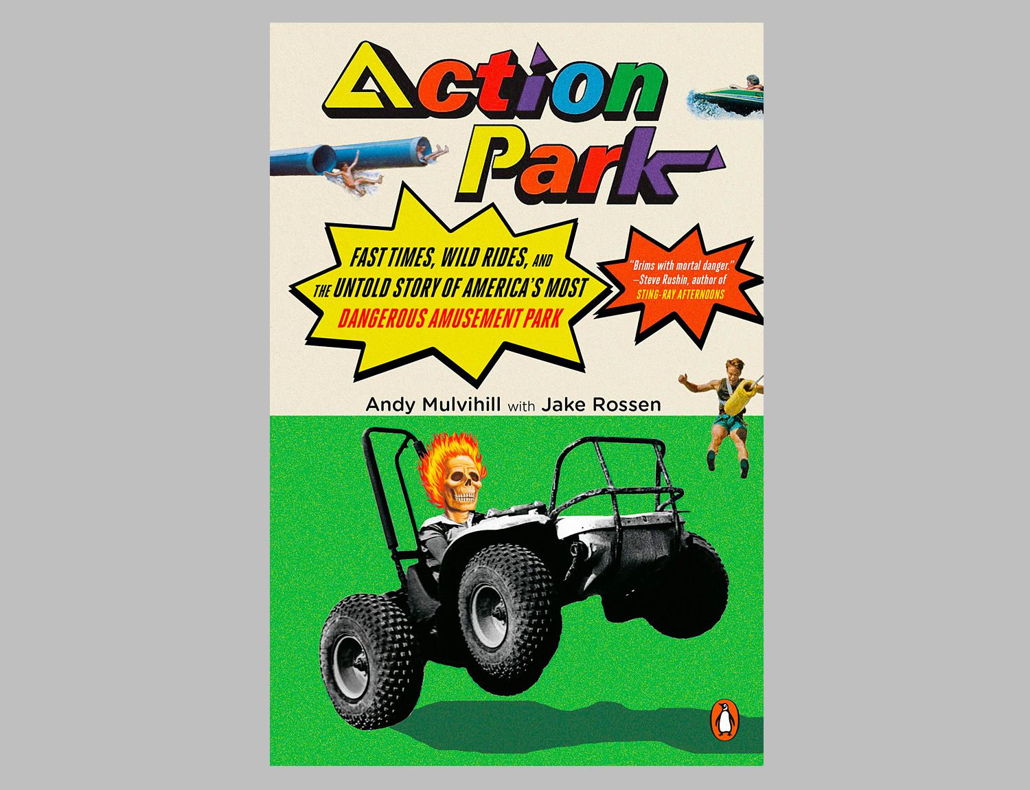 Action Park, America's Most Dangerous Amusement Park at werd.com