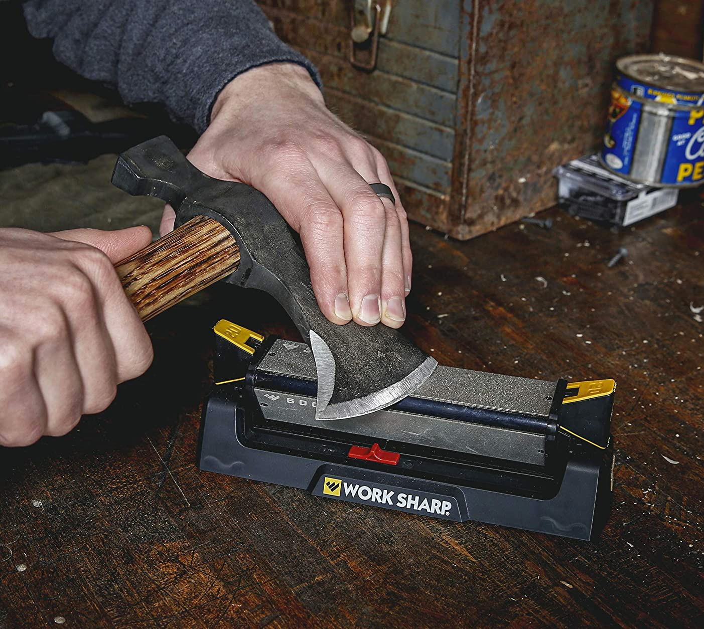 The Benchstone Makes You Better At Blade Care at werd.com