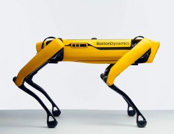 Boston Dynamics Just Unleashed Spot the Robotic Dog